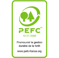DELTASACS is PEFC certified